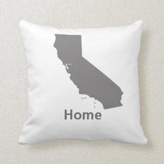 California Home Throw Pillow