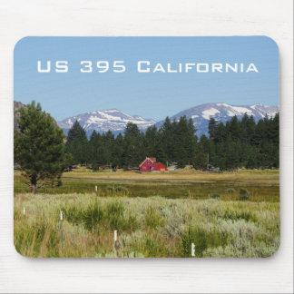 California HWY 395 Landscape Mouse Mat