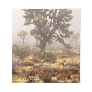 California: Joshua Tree National Monument, Notepad