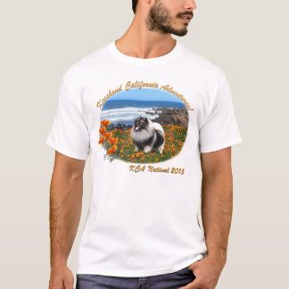 California Kees - 2015 KCA National Logo T-Shirt
