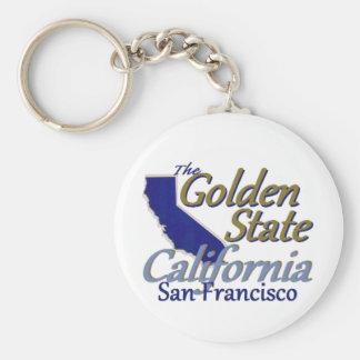 CALIFORNIA KEY RING