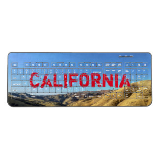 California Keyboard