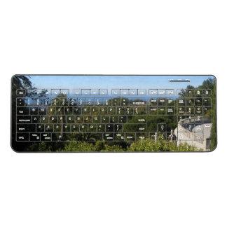 California Landscape Wireless Keyboard