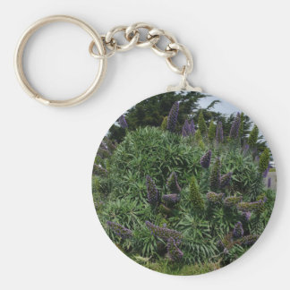 California Lilac Keychain