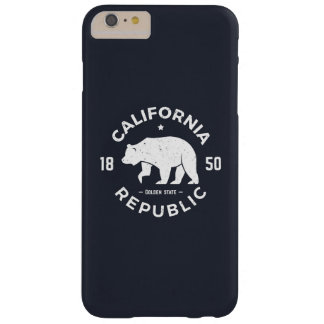 California Logo | The Golden State Barely There iPhone 6 Plus Case