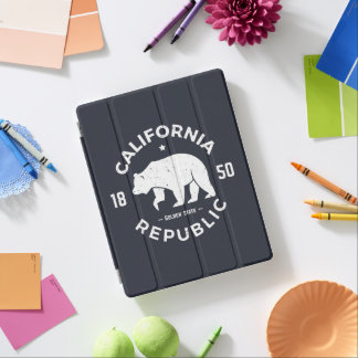 California Logo | The Golden State iPad Cover