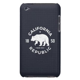 California Logo | The Golden State iPod Case-Mate Case