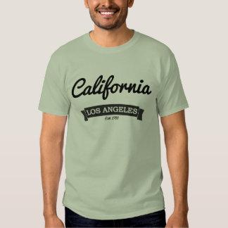 California Los Angeles Tshirts