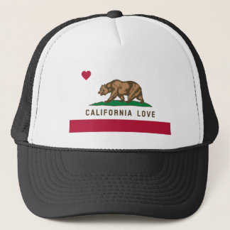 California Love Flag Hat