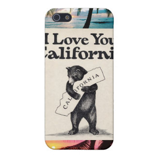 California Love iPhone 5/5S Case