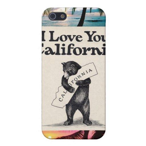 California Love iPhone 5 Cases
