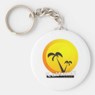 California Love Key Ring