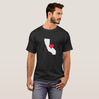 California Love T-Shirt   Black