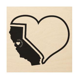 California Love Wall Art