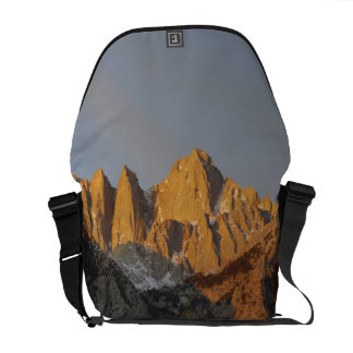 California, Mount Whitney, Inyo National Forest 3 Courier Bag