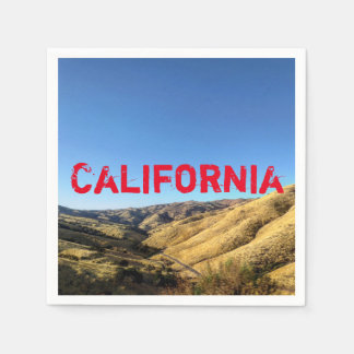 California Napkins Disposable Napkin