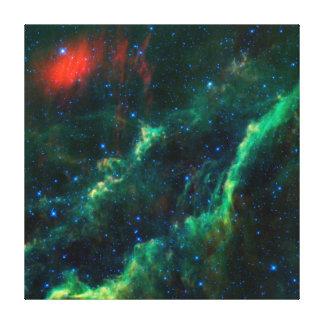 California Nebula & Star Menkhib Stretched Canvas Prints