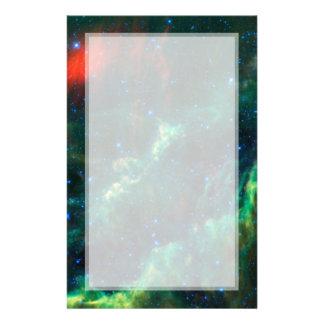 California Nebula & Star Menkhib Custom Flyer