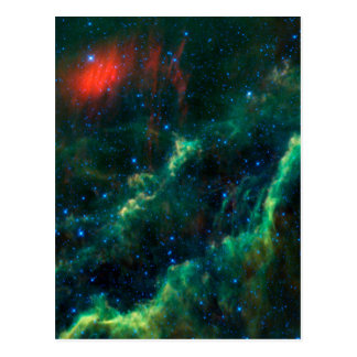 California Nebula Star Menkhib Postcards