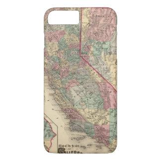 California, Nevada 2 iPhone 8 Plus/7 Plus Case