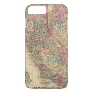 California, Nevada iPhone 8 Plus/7 Plus Case
