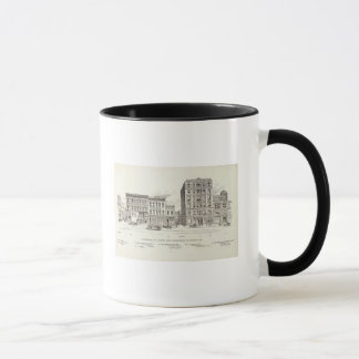 California North side Webb and Kearny Mug