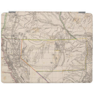 California, Oregan, Utah, New Mexico iPad Cover