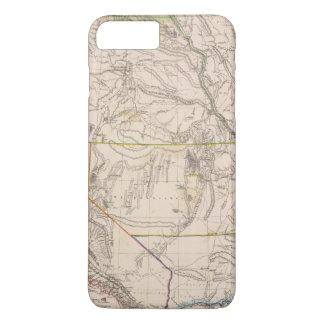 California, Oregan, Utah, New Mexico iPhone 8 Plus/7 Plus Case