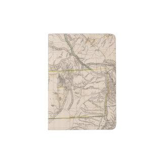 California, Oregan, Utah, New Mexico Passport Holder