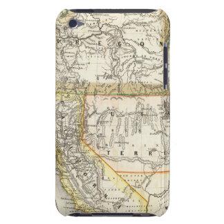 California, Oregon, Utah iPod Case-Mate Cases