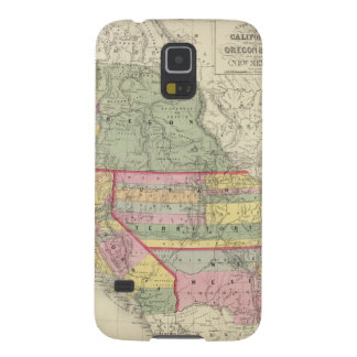 California, Oregon, Utah, New Mexico 2 Cases For Galaxy S5