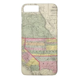 California, Oregon, Utah, New Mexico 2 iPhone 8 Plus/7 Plus Case