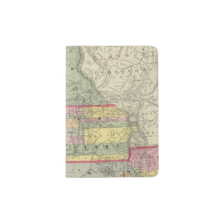California, Oregon, Utah, New Mexico 2 Passport Holder