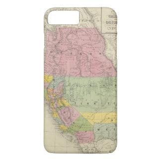 California, Oregon, Utah, New Mexico 3 iPhone 7 Plus Case