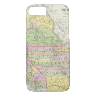 California, Oregon, Washington, Utah, New Mexico 6 iPhone 8/7 Case