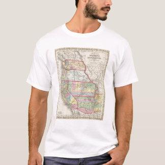 California, Oregon, Washington, Utah, New Mexico T-Shirt