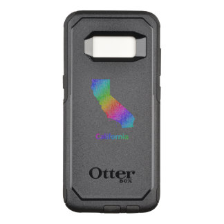 California OtterBox Commuter Samsung Galaxy S8 Case