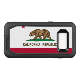 California OtterBox Defender Samsung Galaxy S8 Case