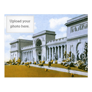 California Palace of the Legion of Honor Postcard