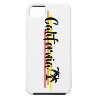 California Palm Tree iPhone 5 Case