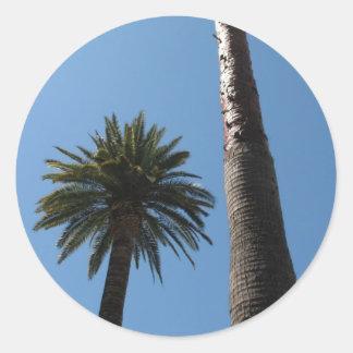 California Palm Tree Sticker
