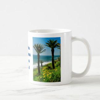 California Palms & Ocean Dreams Mug