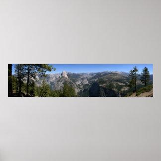California Panoramic 5 Poster