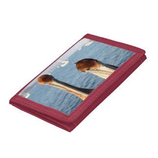 California Pelicans Tri-fold Wallet