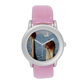 California Pelicans Wrist Watch