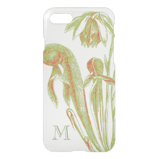 California Pitcherplant Botanical iPhone 7 Case