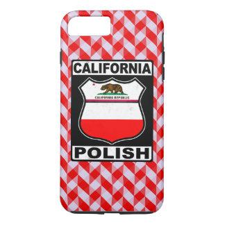 California Polish American Phone Case