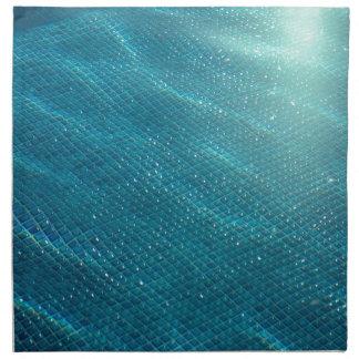 California Pool Napkin