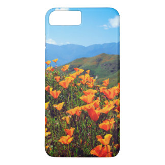 California poppies covering a hillside iPhone 8 plus/7 plus case