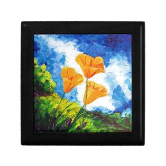 California Poppies Gift Boxes